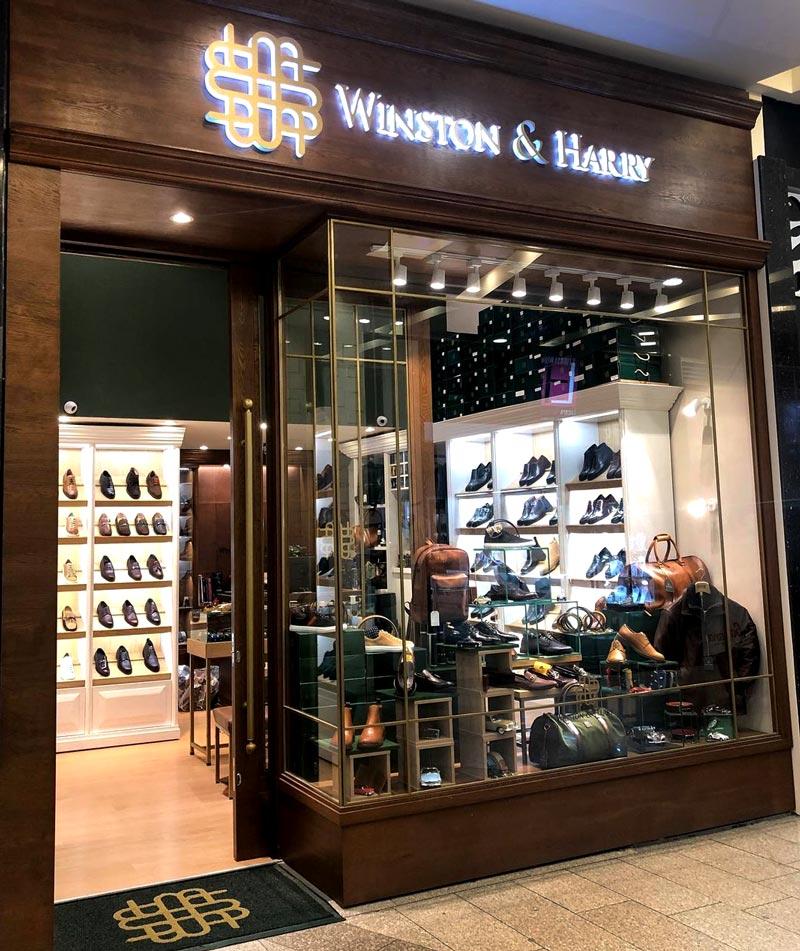 Ubicación tienda Winston and Harry