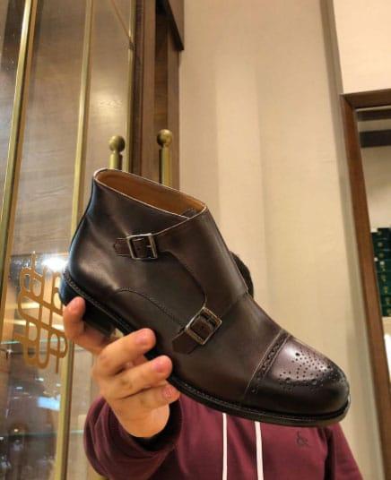 Ahora puedes donar tus zapatos Winston and Harris